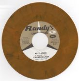Stranger & Ken - Revelation / The Skatalites - Freedom Ska (Randy's) US 7""